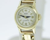14K Yellow Gold Movado Automatic Wrist Watch