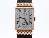 Lord Elgin Wrist Watch with 21 Jewel Movement