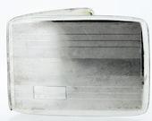 La Mode Sterling Silver Cigar Case