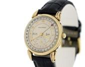 Gold Filled Movado Wrist Watch