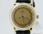 14K Gold Omega Automatic Wrist Watch