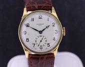 18K Gold Jupiter Wrist Watch