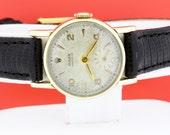 9K Gold 1947 Rolex Precision Wrist Watch
