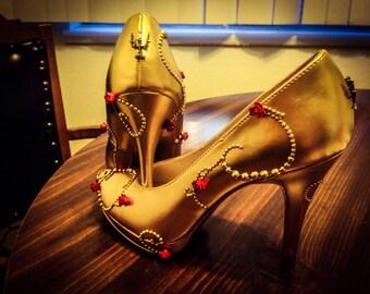 Enchanted Shoes Etsy