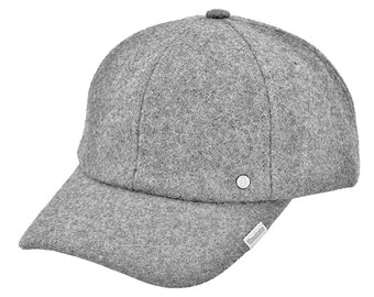 866e8a9aff9e4 Emstate Melton Wool Baseball Cap Made in USA 3 Colors