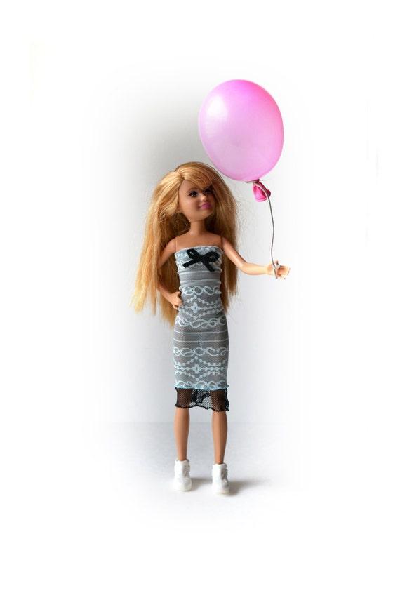 bfcc29bd9b09 Stacie doll clothes handmade Stacie doll dress