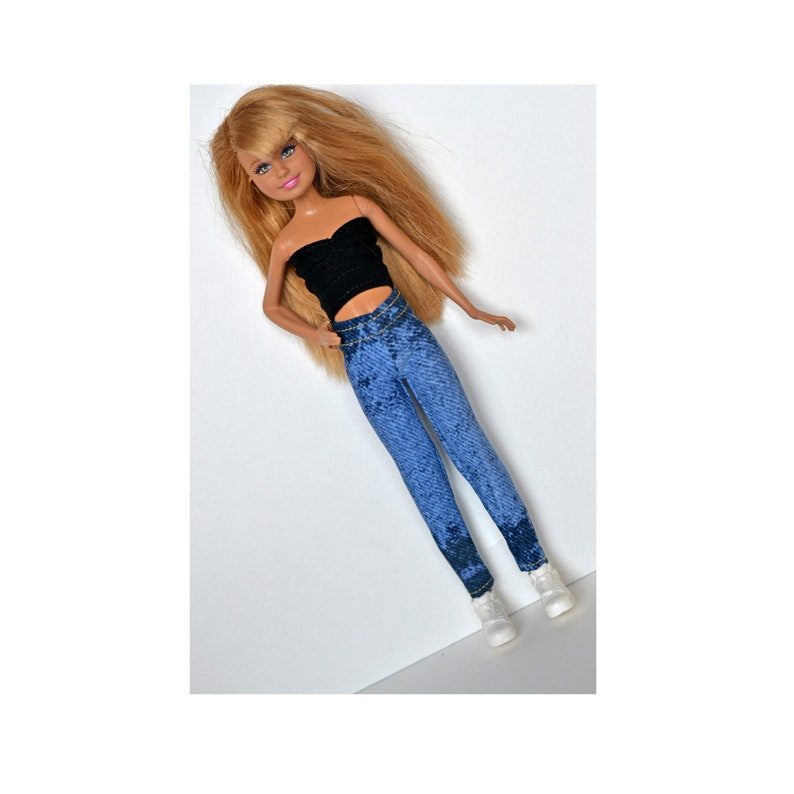 Barbie sister Stacie doll leggings Stacie clothes barbie sister clothes