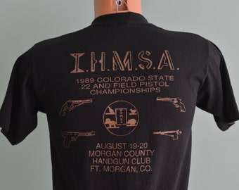 06029de72ff48 80s T-Shirt Soccer Shirt EUYSA Eagle Union Youth Soccer | Etsy
