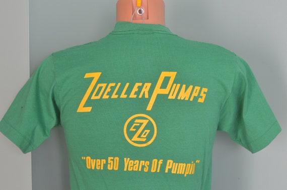 2aeb958dd7395 80s T-Shirt Zoeller Pump Co.