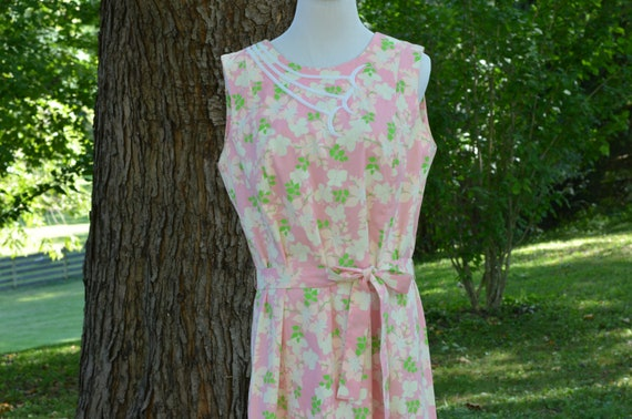 """Vintage 60s Lilly Pulitzer """"The Lilly"""" Shift Dress"""