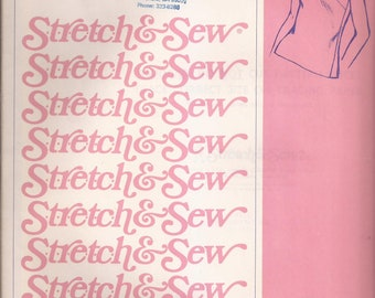 Stretch & Sew 350 Shell Vintage 1973