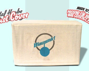 BLAUPUNKT  Vintage Tube Radio Dust Cover  All Models available Made to Measure