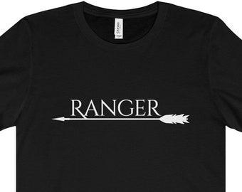 Ranger Arrow chemise - apprenti de Ranger - unisexe à manches courtes Tee