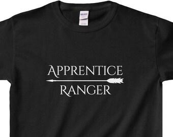 Kids Ranger's Apprentice Shirt - Apprentice Ranger Arrow - Youth Shirt