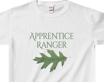 Apprentice Ranger Oak Leaf Kids Tee - Ranger's Apprentice