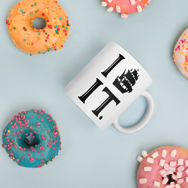 I Ship It Coffee Mug Shipper OTP Fangirl Fandom Nerd Geek image 0