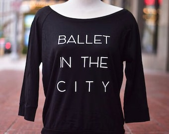 d0cbcb8e657e Ballet in the City by BalletInTheCity on Etsy