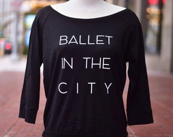 Ballet in the City Signature Shirt