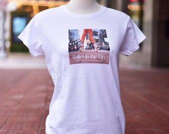 Ballet in the City Logo Shirt