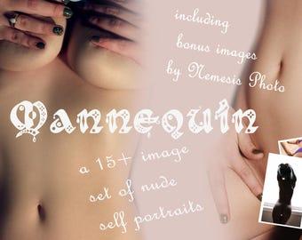 Mannequin- a nude photoset