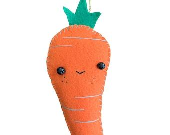 Carrot Ornament