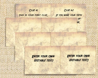 picture about Clue Replacement Sheets Printable identify Clue playing cards Etsy