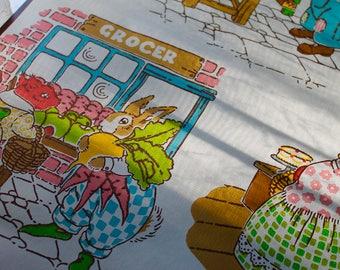 bb crche decor papier peint vintage murale vintage decor chambre vintage makeover enfants chambre murs accent mur filles garons decor salle de jeux