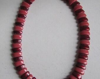 50's collier necklace art deco