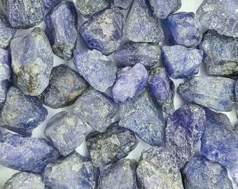 13.9ct  19mm x 10.7mm x 8mm Tanzanite crystal from Tanzania B1