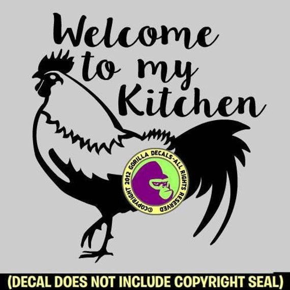 Amazon Com Sassy Stickers Rooster Chicken Gamecock Bird Vinyl White Decal Sticker Automotive