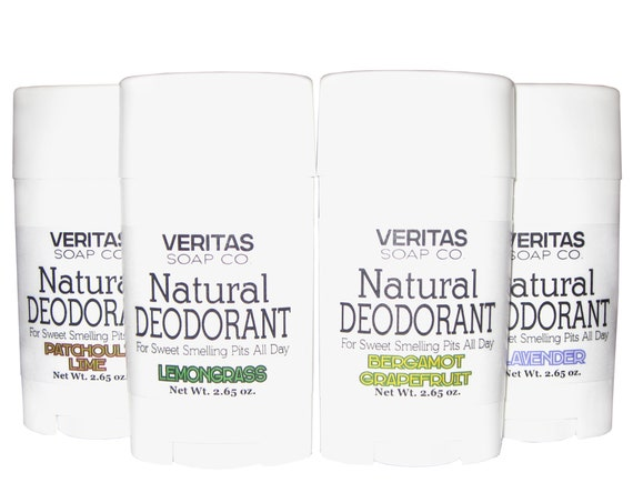 VERITAS DEO STICK - To De-Funk and De-Skunk! With Organic and Natural Ingredients / No Synthetics / No Parabens / Non Nano / Unisex / Teens