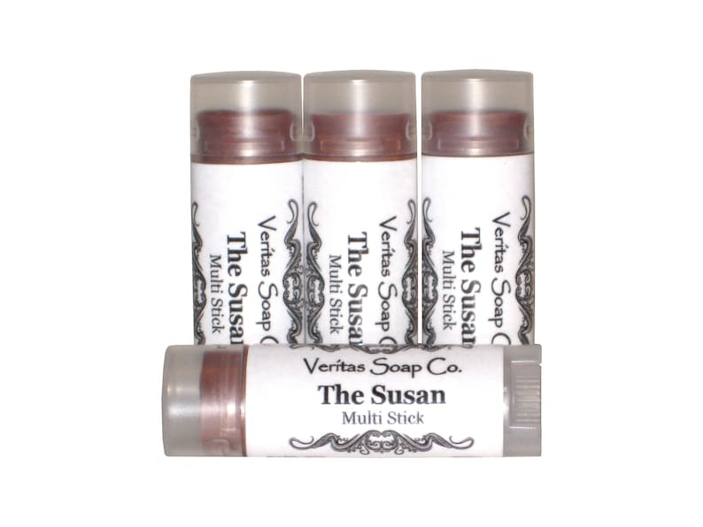 The Susan Multi Stick A Sheer Matte Dusty Rose Cream Makeup Etsy