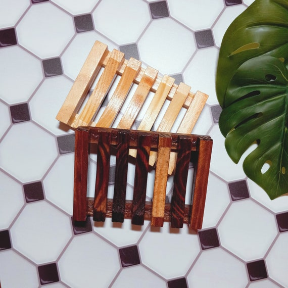 SOAP DISH | Soap Saver | Pine | Eco Friendly | Wood