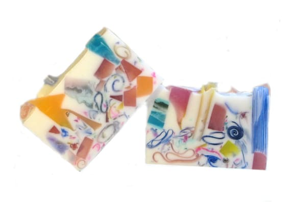 THE CELEBRATION BAR - A One-of-a-kind Ultimate Luxury Soap Bar!! - Vegan / Holiday Gift / Anniversary / Birthday / Party / Friendship / Gift