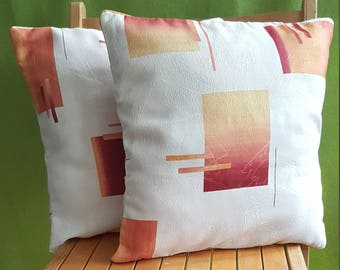 2 set cushion covers 40 x 40 cm