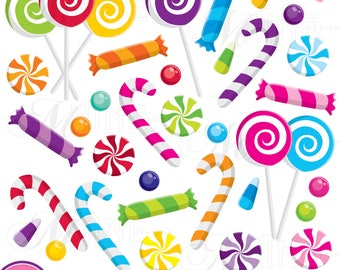 candy clip art etsy rh etsy com candy clipart free candy clip art images