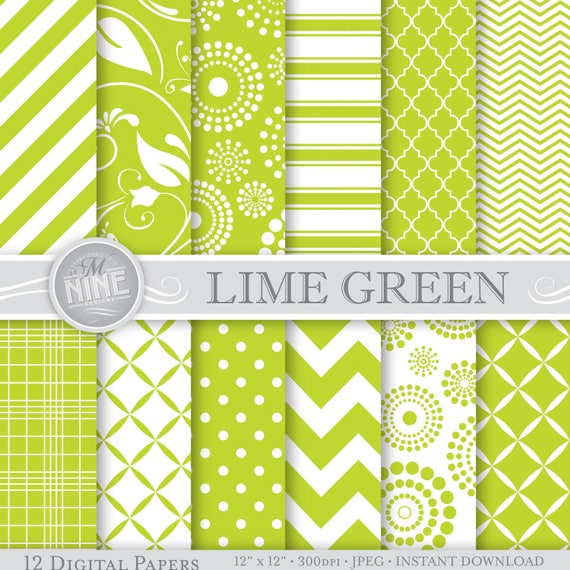 photo regarding Printable Paper Patterns named LIME Eco-friendly Electronic Paper / Printable Behavior / Seamless Habits, Behavior Down load, Lime Inexperienced Sbook Printables, Electronic Downloads