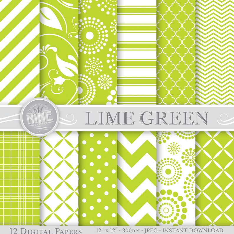 graphic about Printable Patterns identify LIME Eco-friendly Electronic Paper / Printable Models / Seamless Routines, Behavior Down load, Lime Eco-friendly Sbook Printables, Electronic Downloads