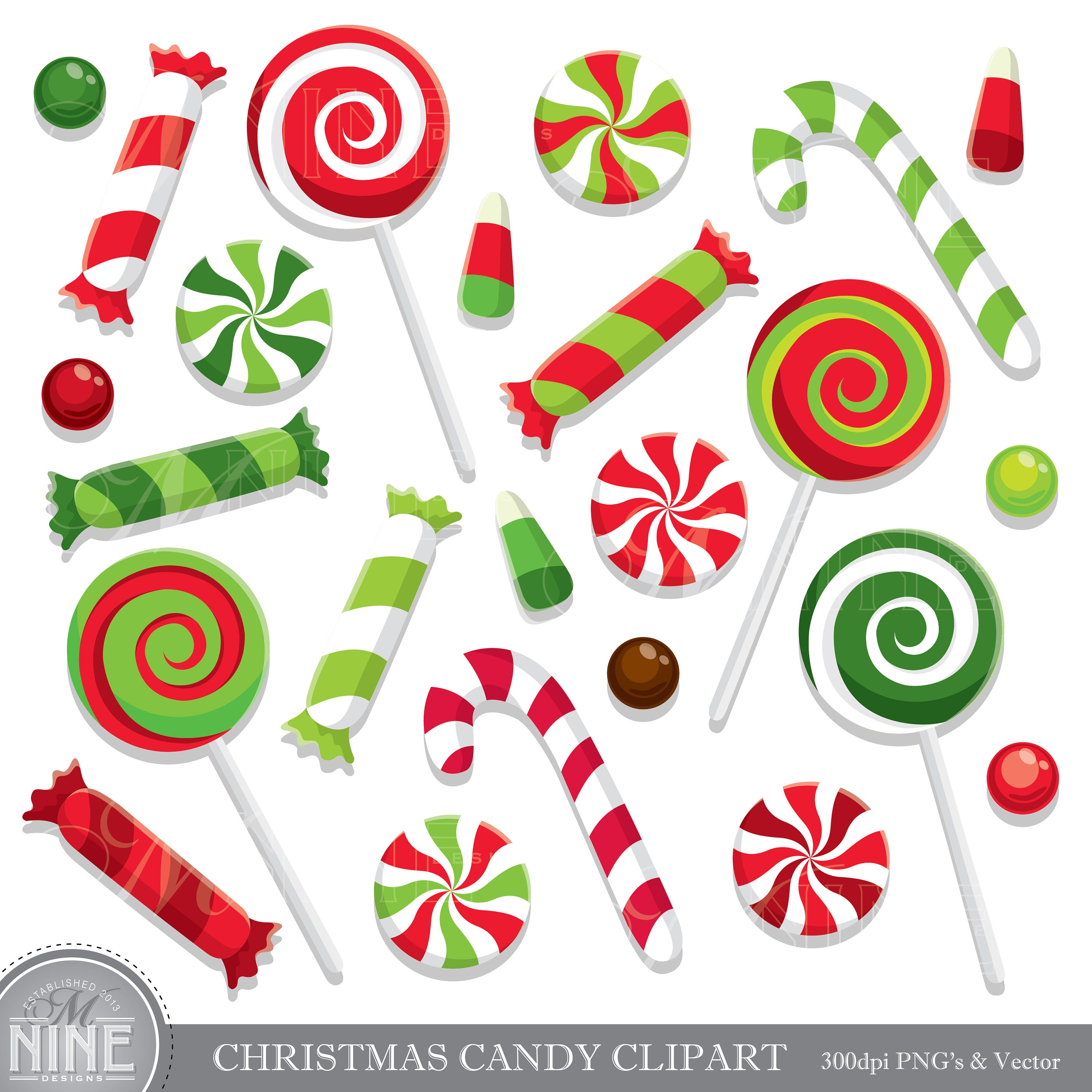 zoom - Christmas Candy