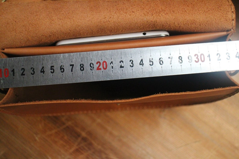 Leather messenger bag Schoolbag handmade Waxed thread Leather crossbody gift. Shoulder Bag Satchel bag Leather bag