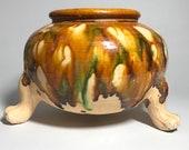 Sancai Tripod Jar