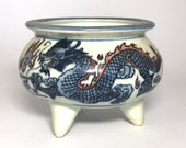 Qing Dynasty Censer with Qianlong Mark