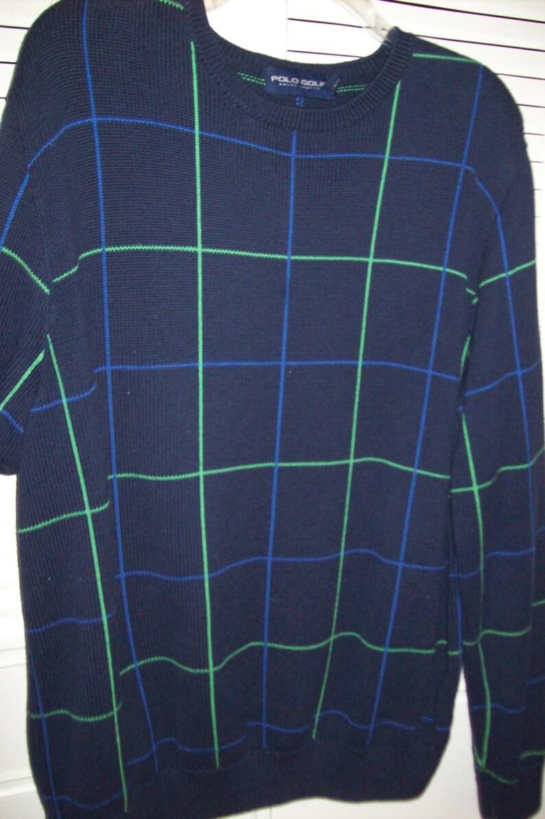 266d6adfd Sweater XL Men s Vintage Polo Ralph Lauren Golf