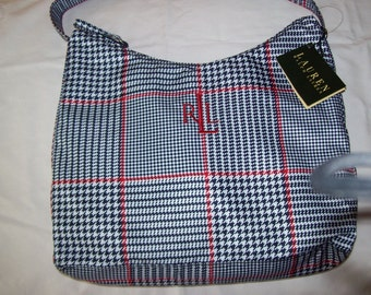 Ralph Lauren  shoulder purse tote , never worn , tag attached, light weight