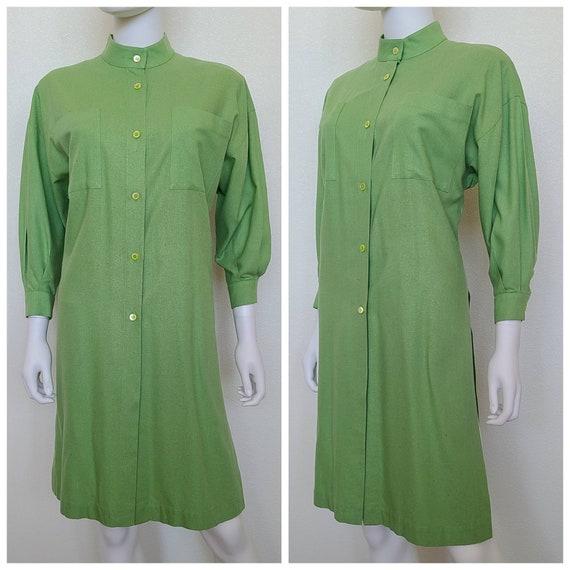Vintage Guy Laroche Tunic Top   Linen   Medium   … - image 1