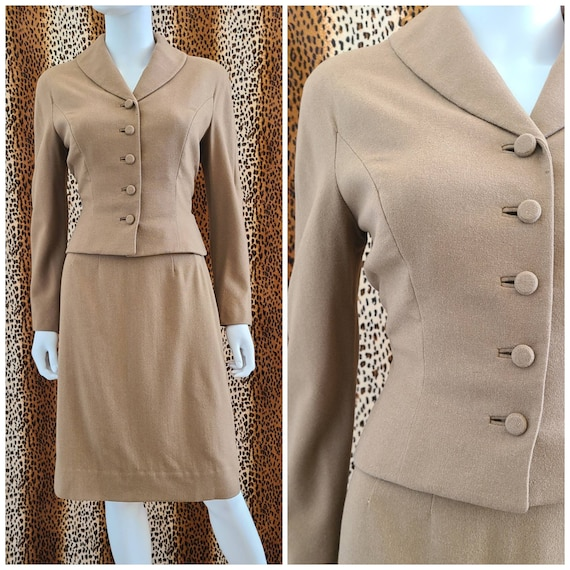 Vintage Youthcraft Suit | Mid Century