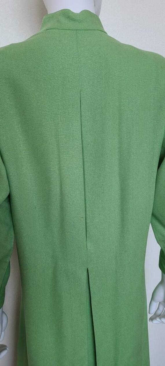 Vintage Guy Laroche Tunic Top   Linen   Medium   … - image 7