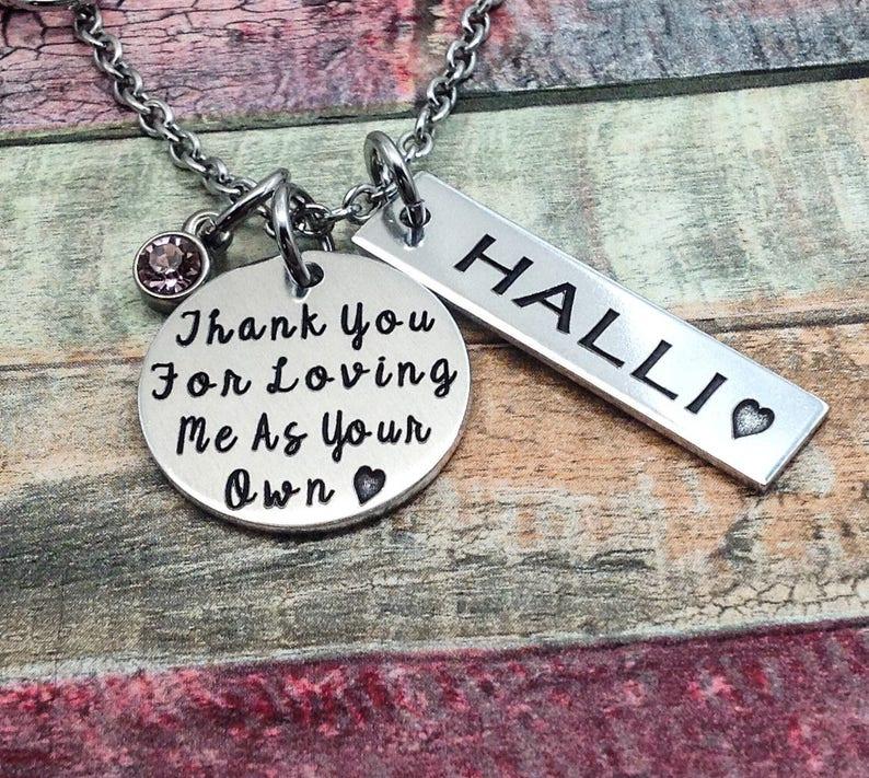 Step Mom Gift Gift for Adoptive Mom Foster Mom Gift ...