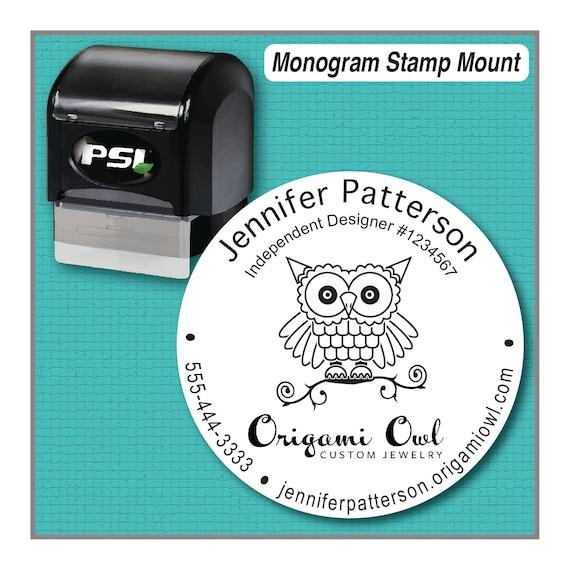 Origami Owl Stamp Origami Owl Catalog Stamp Origami Owl Etsy