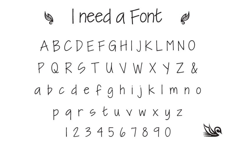 Professional tool Stamps I NEED a FONT font Stamps ,Complete Set. Different Sizes Option ;